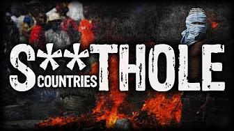 shithole countries